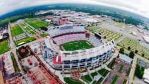 disorderly conduct at football at Williams-Brice Stadium